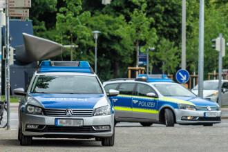 Doi români au fost jefuiți de mii de lire pe o autostradă din Germania, de un fals polițist