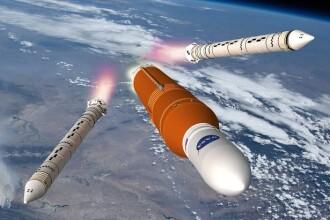 """Ce planuri are NASA cu oamenii pentru 2024. Au construit """"cea mai puternică rachetă"""""""