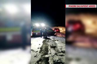 Mobilizare după un apel la 112 care anunța un incident pe Transfăgărăşan. Ce au găsit salvatorii