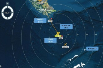 Resturi găsite în mare, după dispariția avionului din Chile cu 38 de persoane la bord