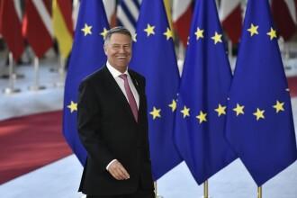 Iohannis merge la Consiliul European de la Bruxelles. Cum speră să obţină un buget mai mare