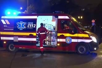 Bărbat lovit în plin de o maşină, pe o stradă din Alba. Medicii n-au putut să-l salveze