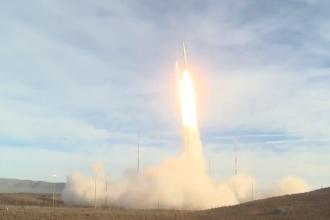 """SUA au testat o rachetă balistică interzisă de Tratatul INF. Rusia e """"îngrijorată"""""""