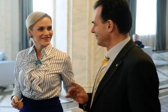 Gabriela Firea: Guvernul tratează Capitala ca pe ruda străină şi demnă de blamat