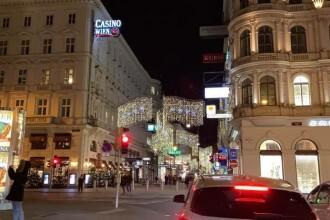 """Viena cheltuie de două ori mai puțin decât Bucureștiul pentru luminițele de Crăciun: """"Nu suntem atât de bogați"""""""