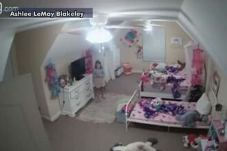 Un hacker a preluat controlul unei camere video și a hărțuit o fetiță de 8 ani. VIDEO