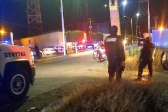 Membrii unui cartel mexican au atacat o secție de poliție și au răpit un judecător. 3 polițiști uciși