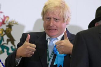 """Boris Johnson anunță că Brexit-ul se va realiza înainte de Crăciun. """"Este incontestabil"""""""