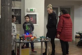 Roboții creați de elevii români care fac furori în străinătate.