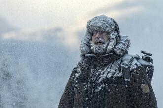 Vremea rea domină întreaga țară. Avem viscol, ninsori și vânt puternic în toate regiunile