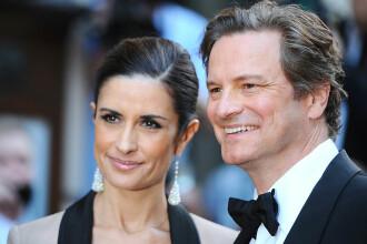 Actorul Colin Firth și-a părăsit soția după 22 de ani de căsnicie