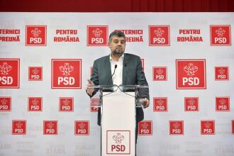Anunţul lui Ciolacu despre varianta unui nou premier PSD. Ce decizie a luat partidul
