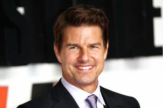 """Tom Cruise a publicat posterul pentru noul film """"Top Gun"""". Când apare pelicula"""