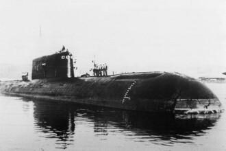 Un submarin sovietic cu propulsie nucleară emite încă radiații. Unde s-a scufundat