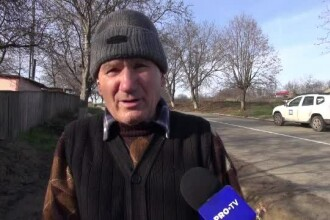 Bătrân jefuit de o sumă uriașă, după ce a fost păcălit că fiul lui este grav rănit în spital
