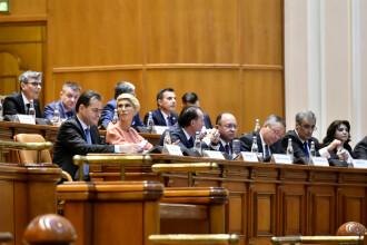 Guvernul Orban și-a asumat răspunderea pe buget. Modificările aduse proiectului inițial