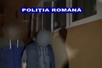 Doi hoți, prinși în flagrant de polițiștii din Galați. Câte apartamente au spart anul acesta