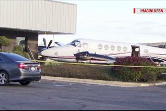 O tânără de 17 ani a încercat să fure un avion de pe aeroport. Cum a fost prinsă