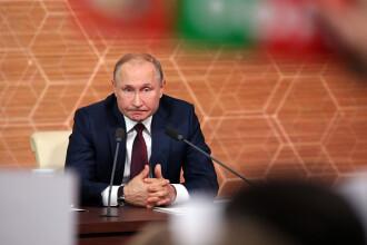 Jumătate dintre ruși vor ca Putin să rămână la putere după 2024