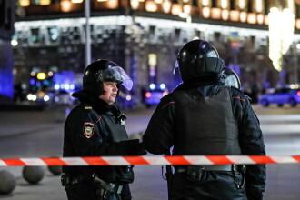Atac armat în apropierea FSB: Suspectul, originar din regiunea Moscovei