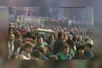 Timișoara serbează 30 de ani de la ieșirea din comunism. Momentul 20 decembrie '89