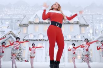 Mariah Carey a relansat celebra piesă