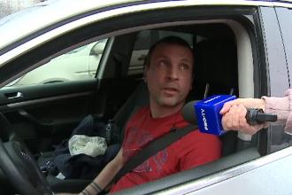 Reacția unui șofer care a pierdut 3 ore în trafic din cauza goanei după cumpărături