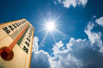Vreme neobișnuit de caldă pentru început de februarie. Zonele unde se ating 17 grade