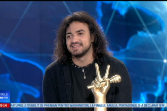 Primul interviu cu Dragoș după ce a câștigat Vocea României. Ce va face cu 100.000 euro