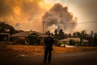 """Condiții meteo """"catastrofice"""" în Australia. Avertismentul MAE pentru români"""
