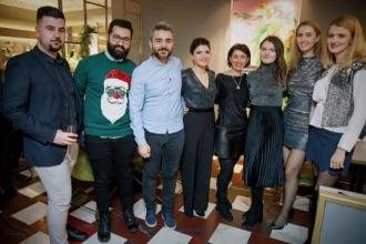 Petrecerile de Crăciun ale firmelor, o investiție asumată. Concerte și prezentări de modă