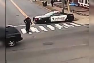 Un polițist a ajuns erou după ce a salvat viața unor copii. Ce a făcut pe șosea