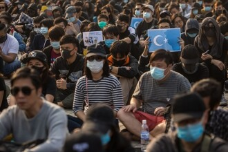 Proteste în Hong Kong din cauza coronavirusului. Ce planuri au autoritățile
