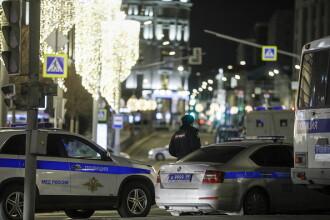 """Kremlin: Atacul de lângă FSB, o """"manifestare a nebuniei"""". Poate avea loc oriunde în lume"""