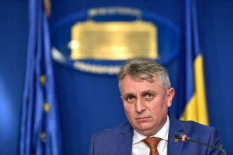 Ministrul Transporturilor, Lucian Bode, a fost confirmat cu Covid-19
