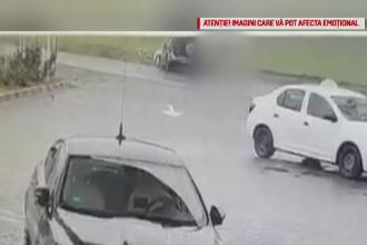 Tragedie pe o șosea din județul Bacău. Femeie spulberată, în timp ce traversa