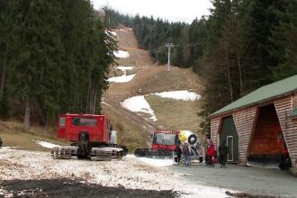 Dezamăgire cruntă pentru turiștii ajunși la munte de Sărbători. Ce au găsit în stațiuni