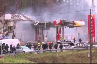 Explozie devastatoare în Bosnia. Cel puțin un mort și 20 de răniți