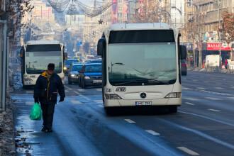 Program special al mijloacelor de transport în comun de Crăciun. Anunțul STB