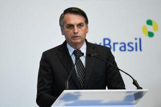 """Bolsonaro, după ce Brazilia a înregistrat un număr record de decese provocate de Covid-19: """"Nu vă mai văitați"""""""