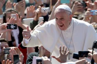 Seară magică la Vatican. Mesajul de Sărbători al Papei Francisc. VIDEO