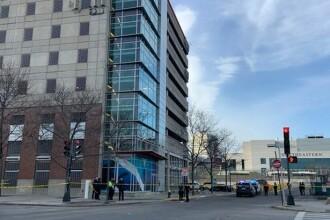 Moarte suspectă. O femeie și 2 copii găsiți morți, după ce ar fi căzut de pe o clădire