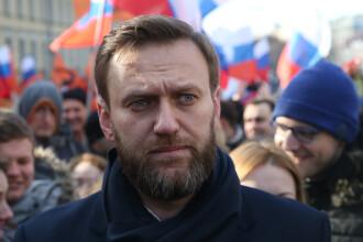 Opozantul rus Aleksei Navalnîi, internat la terapie intensivă, în stare gravă. E suspect de otrăvire