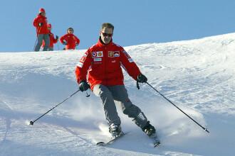 Dezvăluiri despre starea lui Michael Schumacher. Ce mesaj a transmis soția acestuia