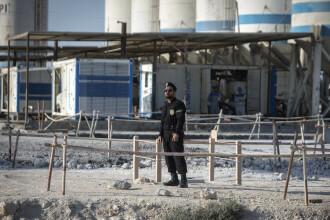 Un cutremur cu magnitudinea 4,9 s-a produs în apropierea centralei atomice din Iran