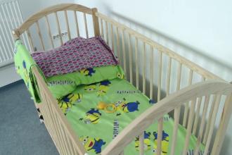 """Sfârșit groaznic pentru un copil de doi ani din Vaslui. """"Arată ca un copil de patru luni"""""""