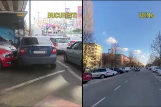 Regulile pe care nimeni nu le încalcă privind parcarea pe stradă, în Viena. Diferențe față de București
