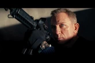 """Cele mai așteptate filme ale anului 2020. Daniel Craig, ultima misiune de """"James Bond"""""""