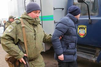 Schimb de prizonieri între Ucraina şi Rusia.