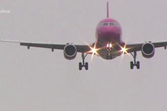Wizz-Air a extins suspendarea mai multor zboruri din România. Ce rute sunt afectate